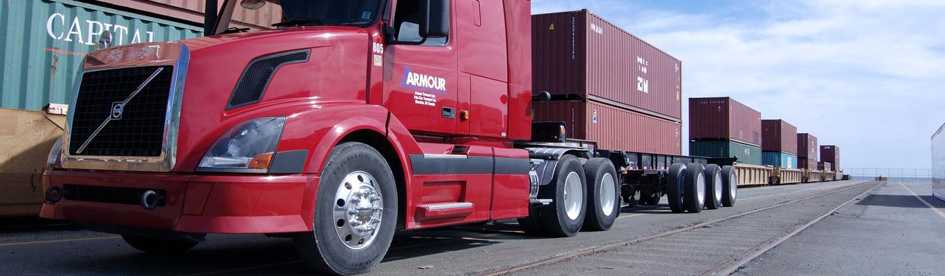 Armour Transportation LTL partner network