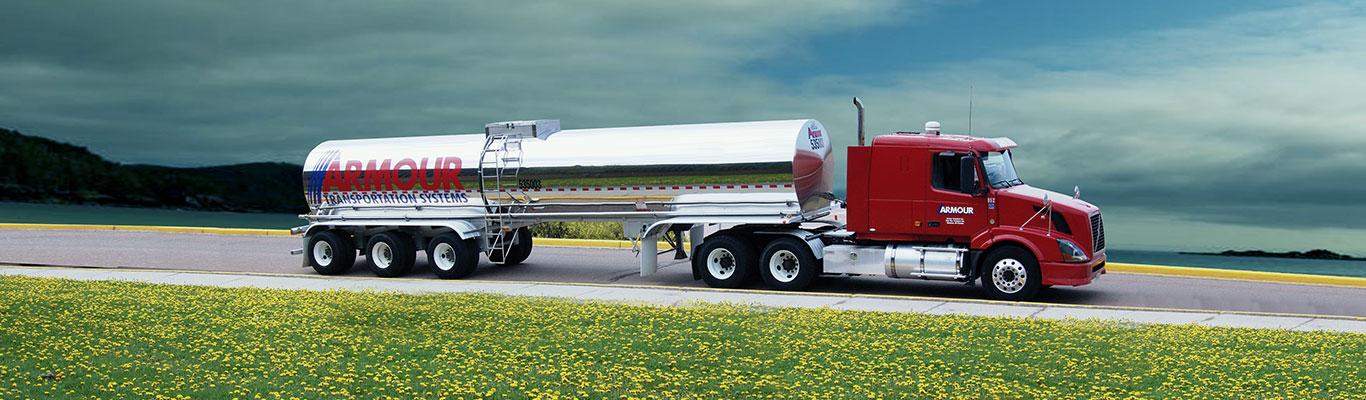 Armour Transportation specialized transport
