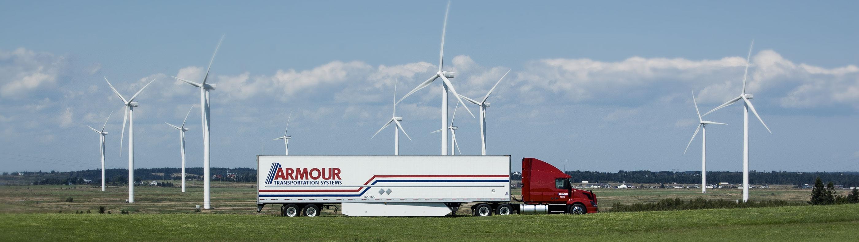 Environmental trucking