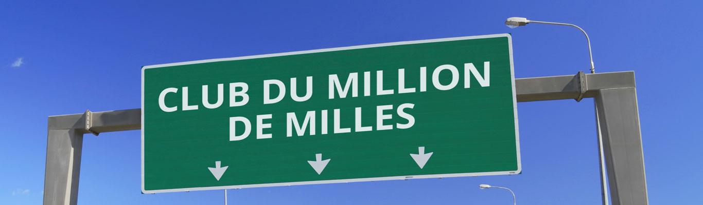 Club du million de milles